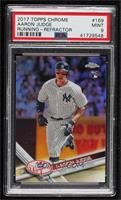 Photo Variation - Aaron Judge (Running) [PSA 9 MINT]