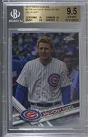 Photo Variation - Anthony Rizzo (No Hat) [BGS 9.5 GEM MINT]