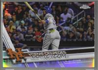 Photo Variation - Yoenis Cespedes (Horizontal with Bat High)