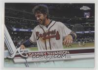 Photo Variation - Dansby Swanson (No Hat)