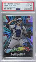 Gary Sanchez [PSA 10 GEM MT]