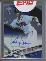 Dansby Swanson /75 [Uncirculated]