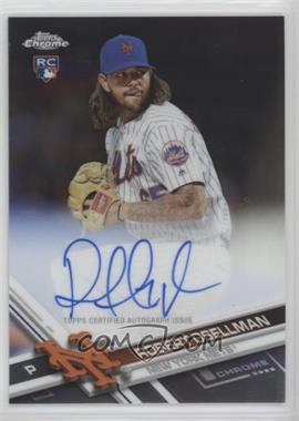 2017 Topps Chrome - Rookie Autographs #RA-RG - Robert Gsellman