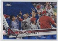 Los Angeles Angels Team #/250
