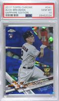 Alex Bregman [PSA 10 GEM MT] #/250