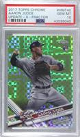 Aaron Judge /99 [PSA 10 GEM MT]
