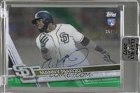 Manny Margot [Uncirculated] #/99