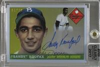 Sandy Koufax /30 [ENCASED]