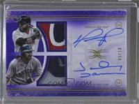 David Ortiz, Johnny Damon /10
