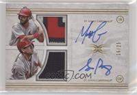 Stephen Piscotty, Matt Carpenter /25