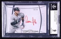 Aaron Judge [BGS 9 MINT] #/25