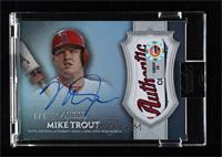 Mike Trout [Uncirculated] #/1