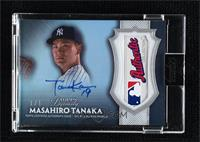 Masahiro Tanaka [Uncirculated] #/1