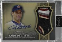 Andy Pettitte [Uncirculated] #3/5
