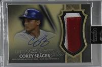 Corey Seager [Uncirculated] #/5