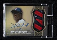 Dave Winfield [Uncirculated] #/5