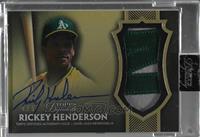 Rickey Henderson /5 [Uncirculated]