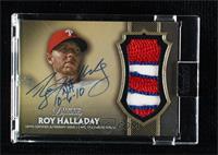 Roy Halladay [Uncirculated] #/5