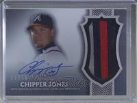 Chipper Jones #/10