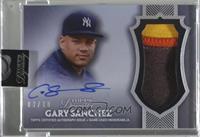 Gary Sanchez [Uncirculated] #/10