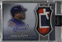 Jose Altuve [Uncirculated] #/10