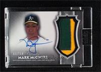 Mark McGwire [Uncirculated] #/10