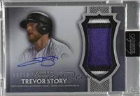 Trevor Story [Uncirculated] #/10