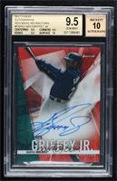 Ken Griffey Jr. [BGS 9.5 GEM MINT] #/25