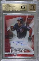 Trea Turner [BGS 9.5 GEM MINT] #/25