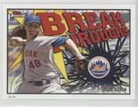 Jacob deGrom #/49