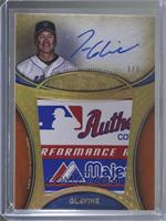 Tom Glavine [EX to NM] #/1