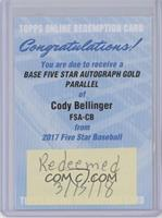 Cody Bellinger /10 [BeingRedeemed]