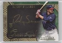 Dansby Swanson #/15