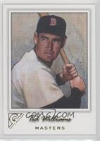 Short Print - Ted Williams