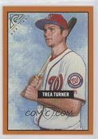 Trea Turner #/25