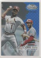 Ozzie Smith #/150