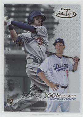 2017 Topps Gold Label - [Base] - Class 2 #19 - Cody Bellinger