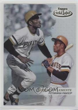 2017 Topps Gold Label - [Base] - Class 3 #26 - Roberto Clemente