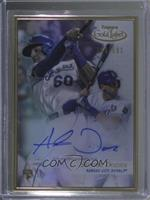 Hunter Dozier [Noted] #/501