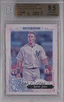 Capless - Aaron Judge [BGS 9.5 GEM MINT]