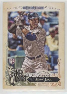2017 Topps Gypsy Queen - [Base] #168.1 - Aaron Judge