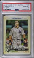 Capless - Aaron Judge [PSA 10]