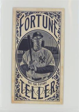 2017 Topps Gypsy Queen - Fortune Teller Minis #FT-AJ - Aaron Judge