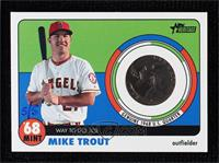 Mike Trout [Noted] #/5
