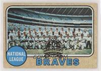Atlanta Braves Team [GoodtoVG‑EX]