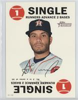Jose Altuve [Noted] #/49