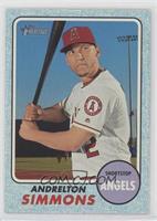 Andrelton Simmons #/50