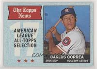 All-Star - Carlos Correa #/50