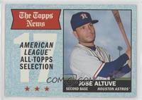 All-Star - Jose Altuve #/50