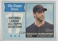 All-Star - Madison Bumgarner #/50